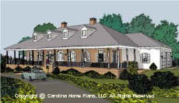 SP-3581 House Plan  Sq Ft