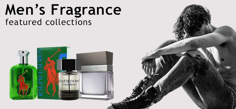 Men's Fragrance - Featured collections