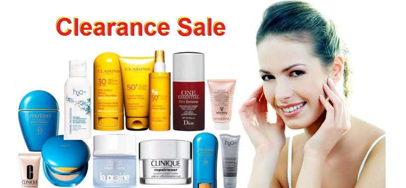 Skincare - Clearance Sale