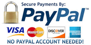 Paypal Secure Shopping - AdultToyOasis.com