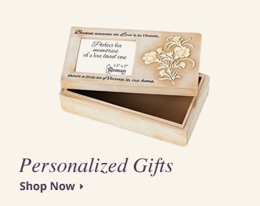Personalized Sympathy Gifts | Memorial Gifts | Bereavement Gifts of Comfort and Remembrance