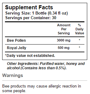 royal jelly supplement