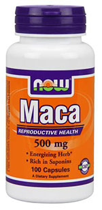 Maca Energy Supplement