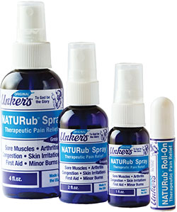 Naturub Products