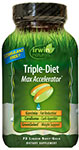 Irwin Naturals Triple Diet 72 Liquid Softgels