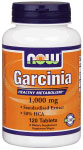 Garcinia 1,000 mg - 120 Tablets, NOW Foods