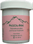 Pasca-Pak Pascalite Clay Natural Facial Mud Mask