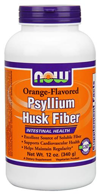 psyllium husk fiber now foods