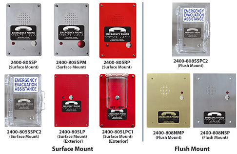 RATH® Area of Refuge Call Boxes