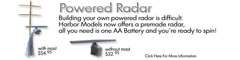 Powered Radar Premade