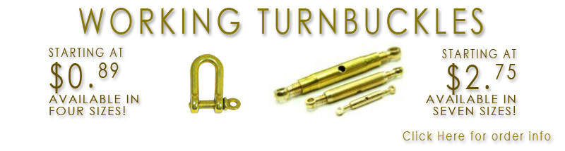 Turnbuckles