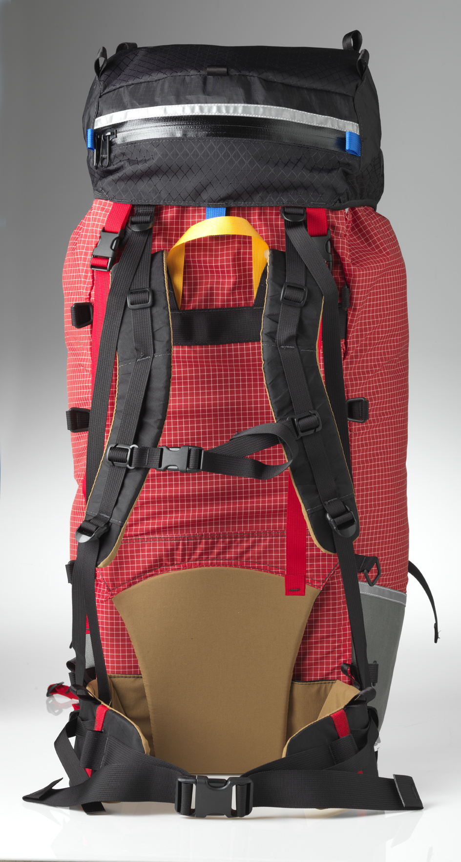 60L WorkSack Suspension Red/Red WorkSack shown here