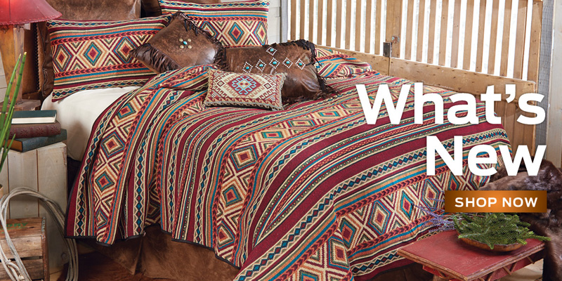 Free Shipping - Western Bedding