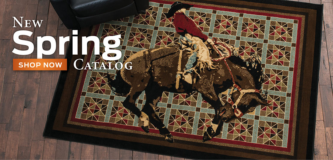 Free Shipping - Western Rugs