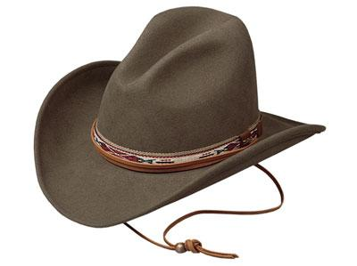 The Gus style hat is a smaller version of the Tom Mix. The crown is not as  tall aa490c74070