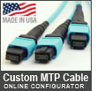 Custom MTP Cables