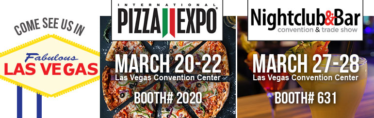 International Pizza Expo - Nightclub & Bar