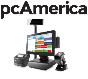 Complete inventory control POS system by pcAmerica