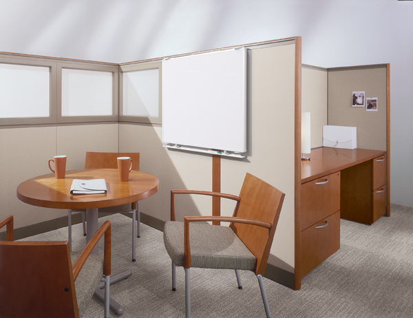 Office Partitions - Office Dividers - Partitions - Panel Systems ...