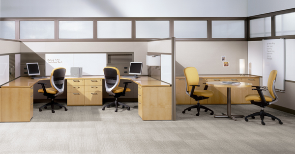 Lovely Office Installations By PSI Office Interiors