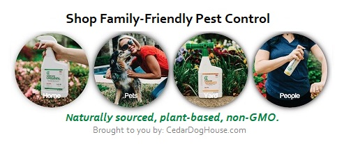 Best natural pest control for all your needs.
