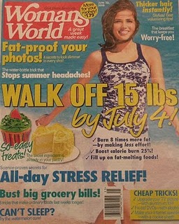 Cover of June 22, 2009 Women's World