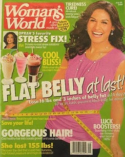 Cover of July 20, 2009 Women's World
