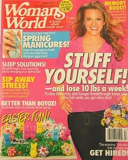 Cover of March 29, 2010 Women's World