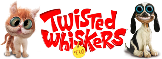 Twisted Whiskers Cats & Dogs