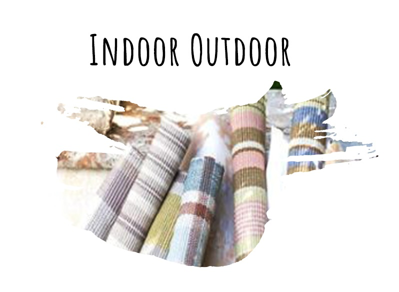 Indoor/Outdoor rugs for patios