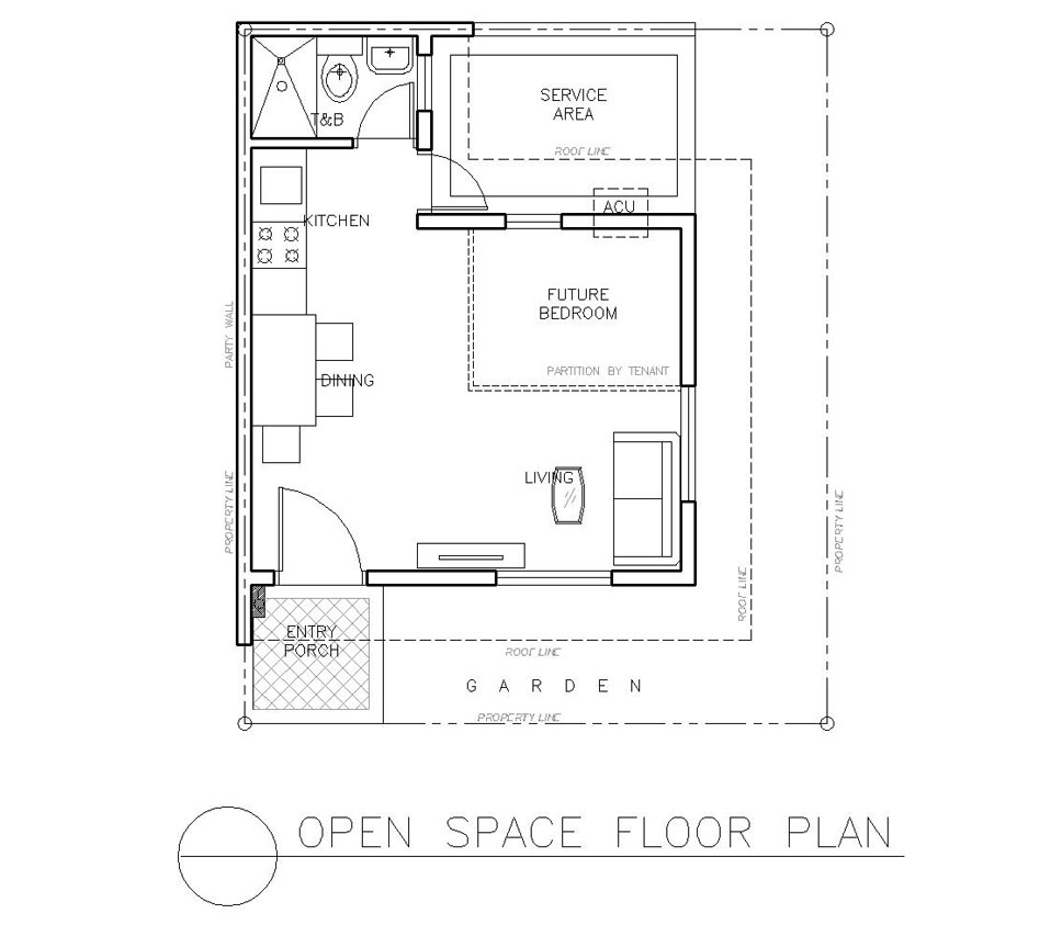 Open-Space Layout