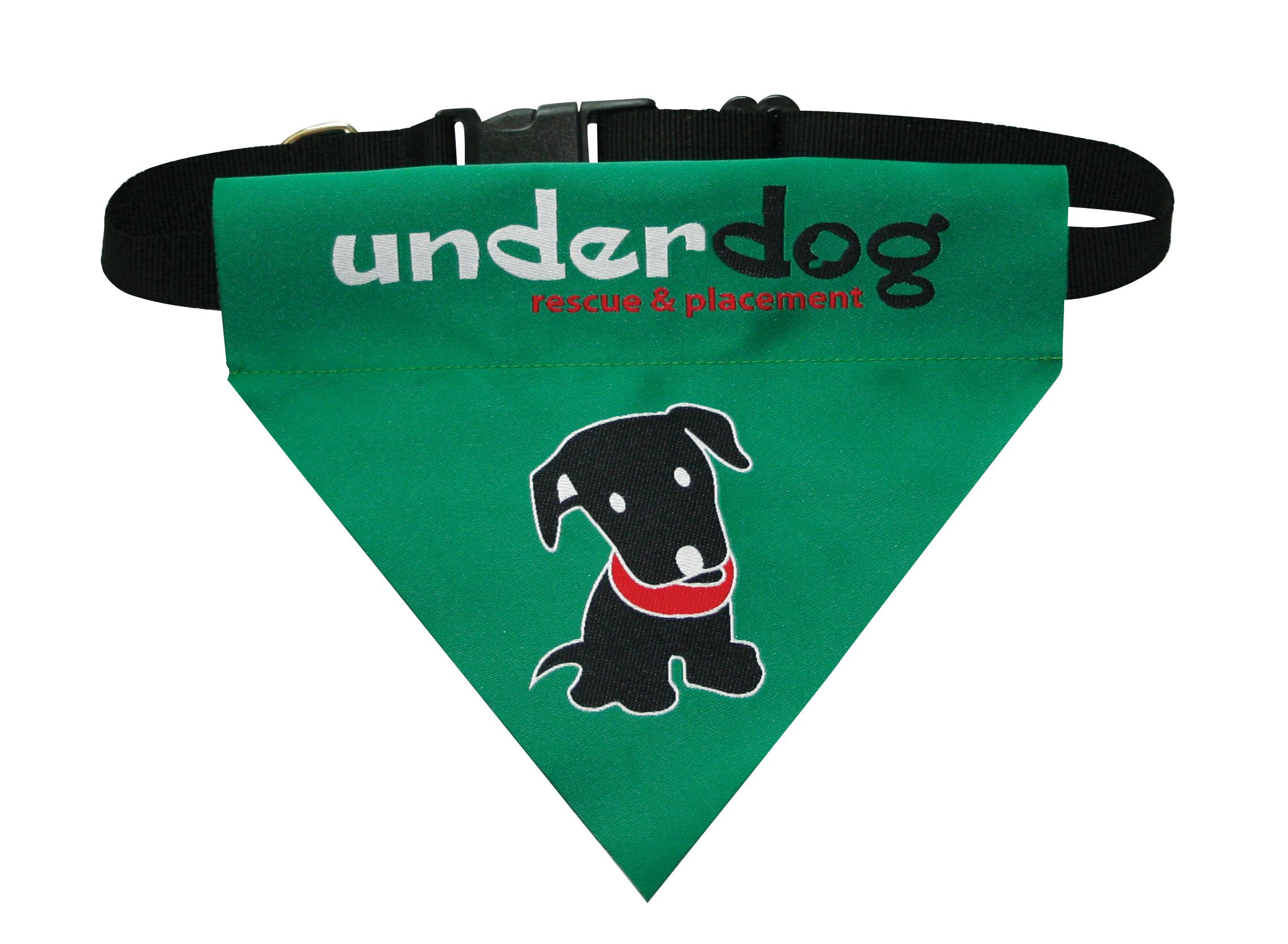 Dog Collar-Bandanna