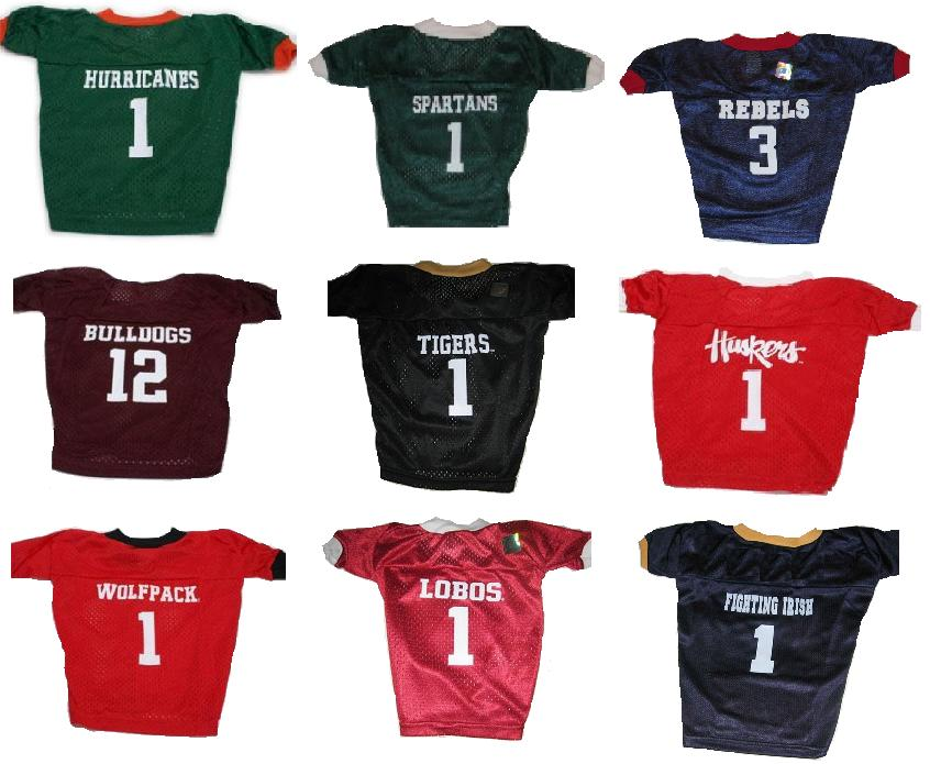 Miami Hurricanes Michigan State Mississippi Rebels Mississippi State Missouri Tigers Nebraska Huskers North Carolina State University of New Mexico Notre Dame