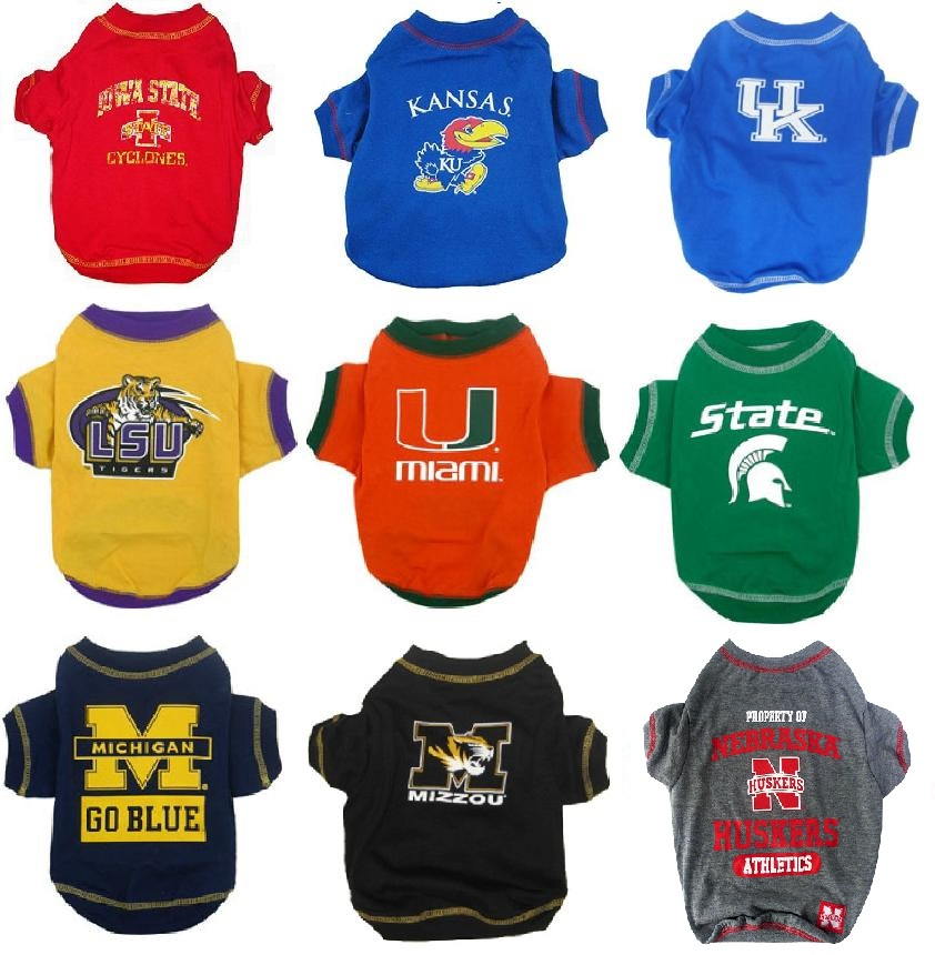 Iowa State Kansas Jayhawks Kentucky Wildcats LSU Tigers Miami Hurricanes Michigan State Michigan Wolverines Missouri Tigers Nebraska Huskers