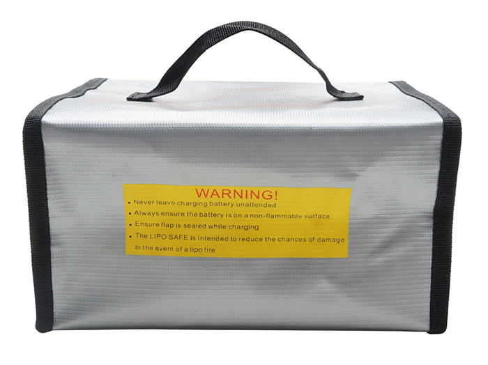 Arris Rc Lipo Battery Safety Bag For Safe Charging Storage 215 X 160 115mm Ue0003 Diy Parts Fpv Racer