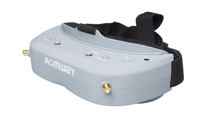 aomway caommander goggle with head tracker