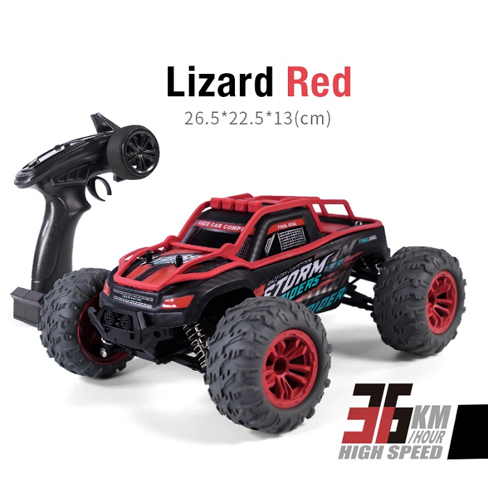 1/14 2.4G 4WD Full-scale High-speed Off-road Waterproof  car