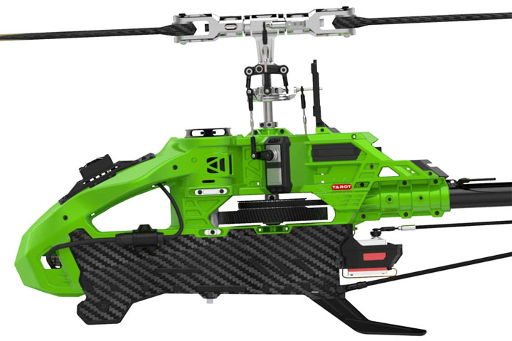 tarot 550/600 helicopter
