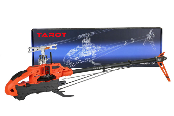 Tarot 600 RC Helicopter Kit MK6A00