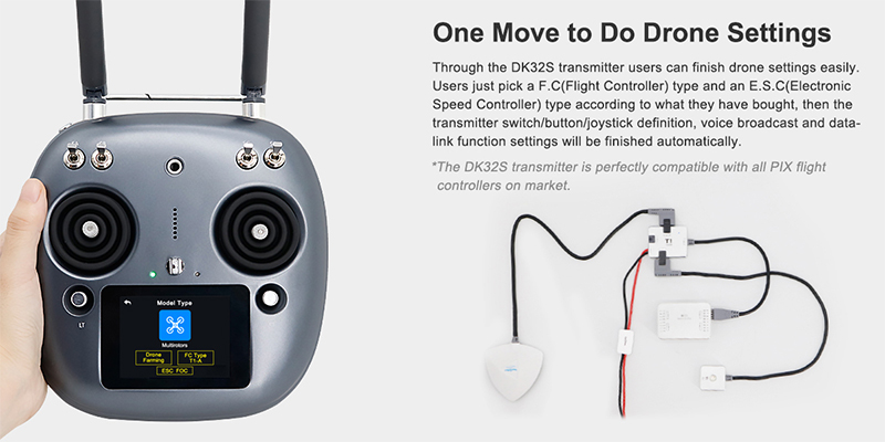 siyi remote controller