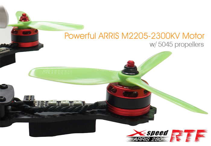 ARRIS X-Speed 280 Racing Drone BNF
