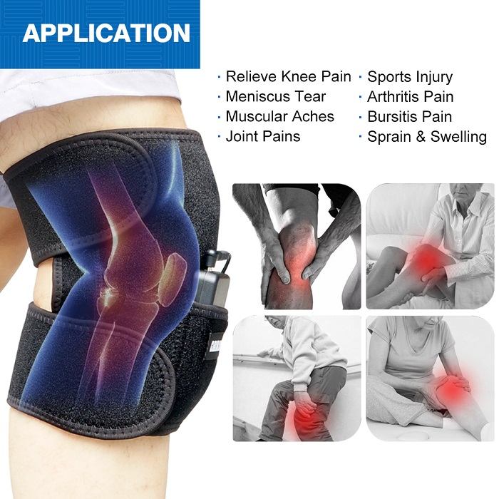 heated knee wraps