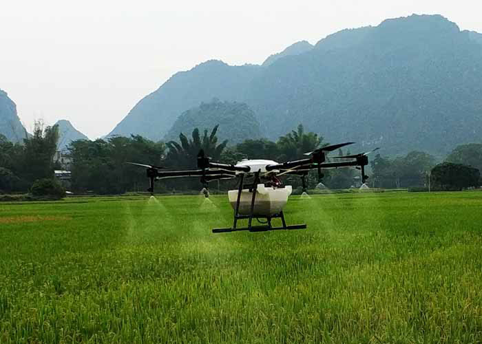 Agriculture Spraying Drone