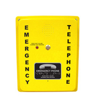 2100-986GSM4 Enclosed Emergency Phone (Hands Free)