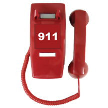 610POOL Emergency Handset Phone Direct Dial