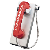 674POOLD Heavy Duty Emergency Handset Phone Direct Dial