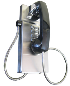 675POOL - Emergency Pool Phone with (Keypad & Armor Cord)