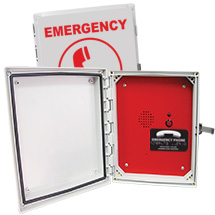 978POOLD Emergency Speaker Pool Phone