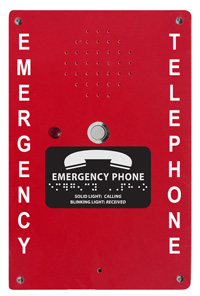 984RIP Emergency IP Speaker Pool Phone (Hands Free)
