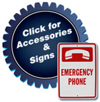Click to see Accessories & Signage